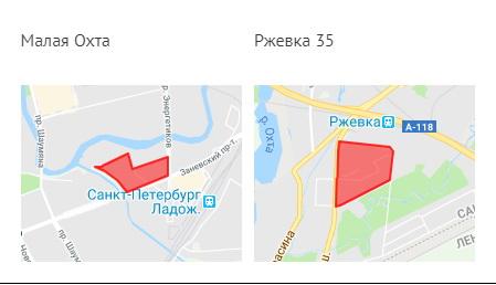 Реновация Красногвардейского района СПб