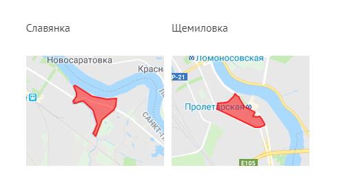 Реновация в Щемиловке и Славянке СПб
