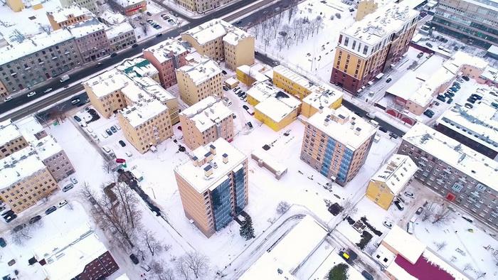 Застройка квартала Лиговский СПб