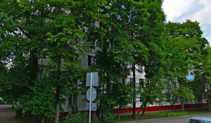 Бескудниковский бульвар, дом 48 к.1