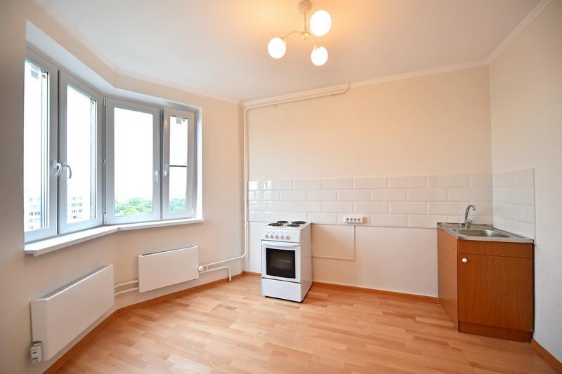 Кухня в квартире по реновации