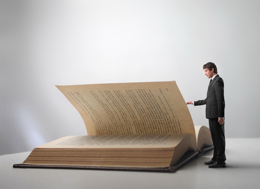 Мужчина, книга