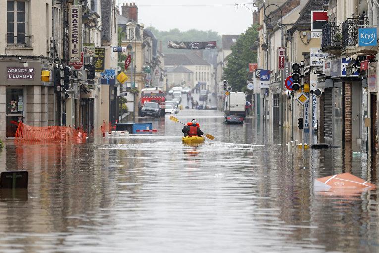 Наводнение - форс-мажор