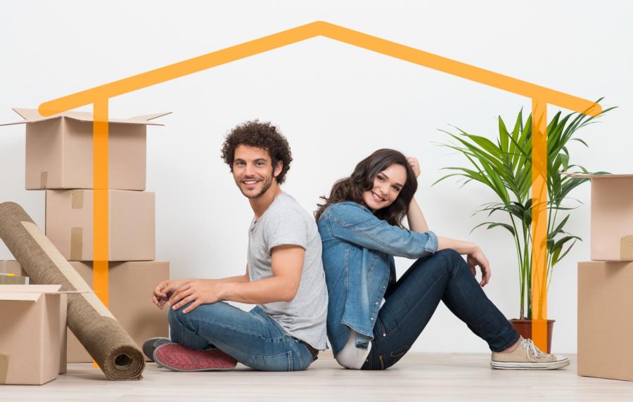 Пара в квартире или доме