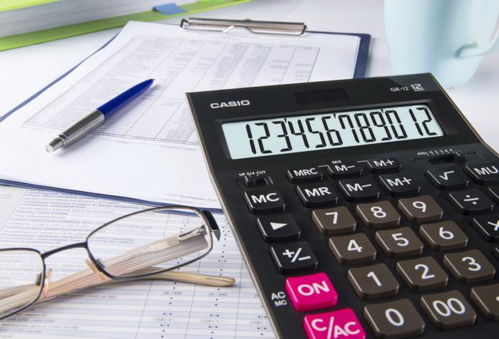 Расчет кредита, калькулятор