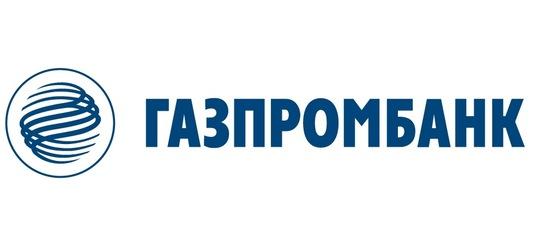 Газпромбанк лого