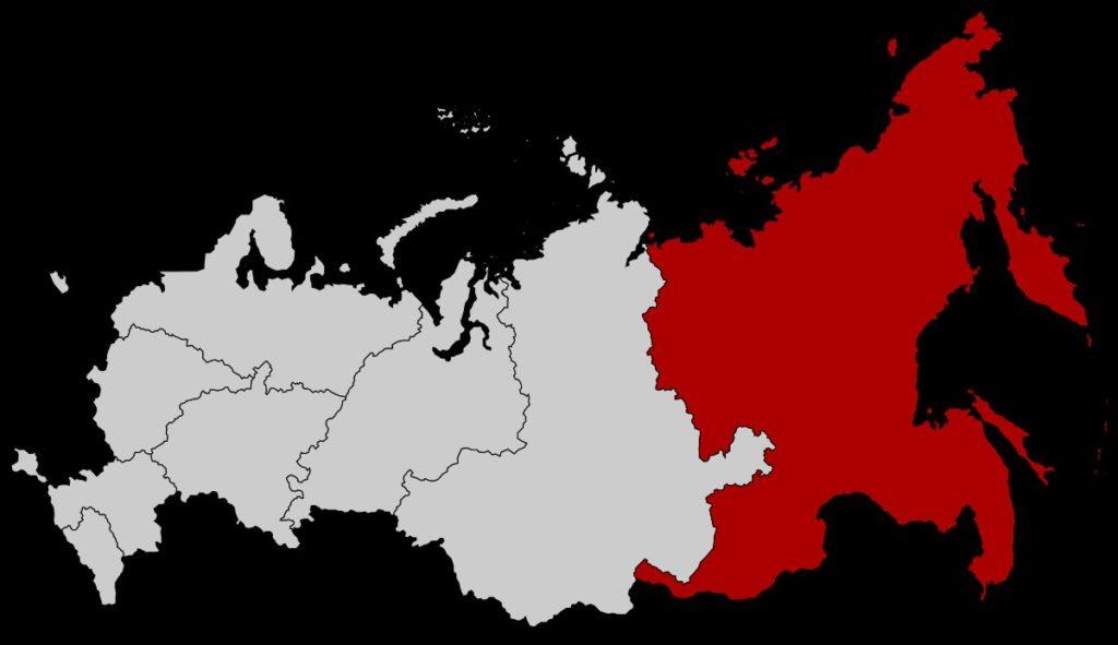 Дальневосточный Федеральный Округ РФ