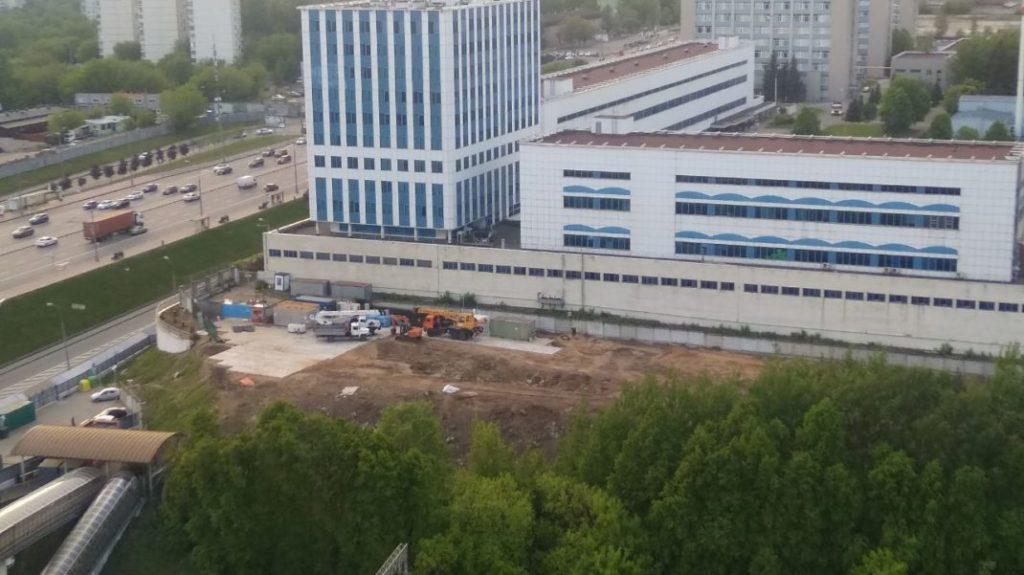 Завод полиметаллов Москворечье
