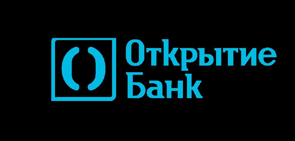 Открытие банк лого