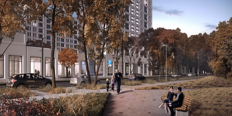 Новый дом проект по реновации Южное Тушино