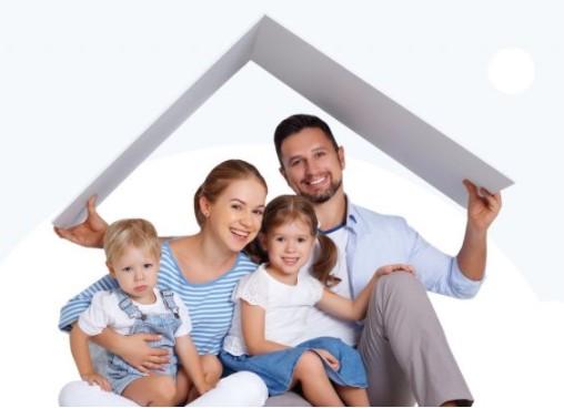 Семья под крышей, ипотека